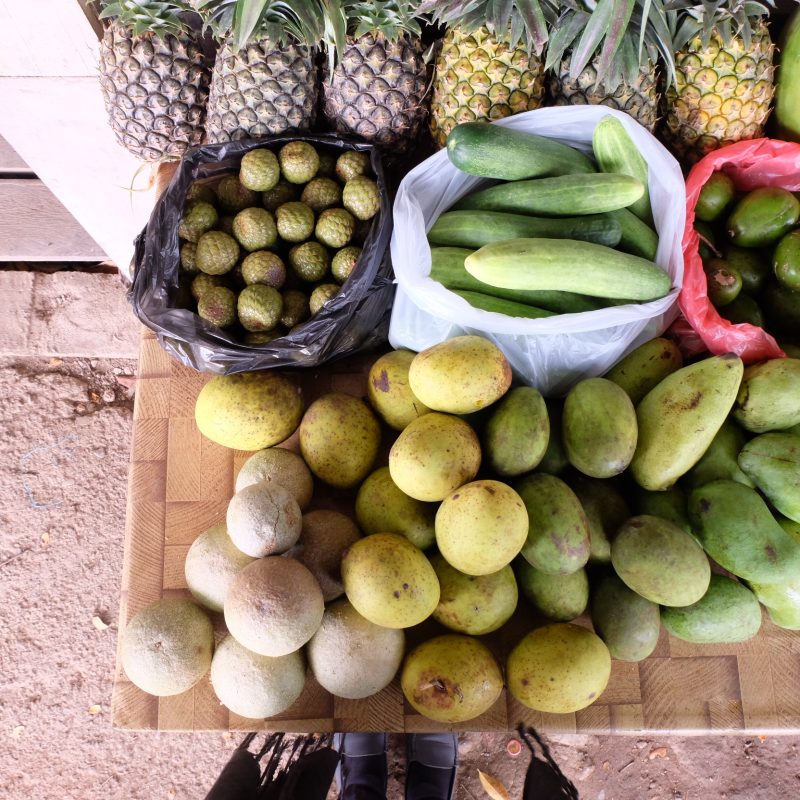 Fruit for Rujak Aceh